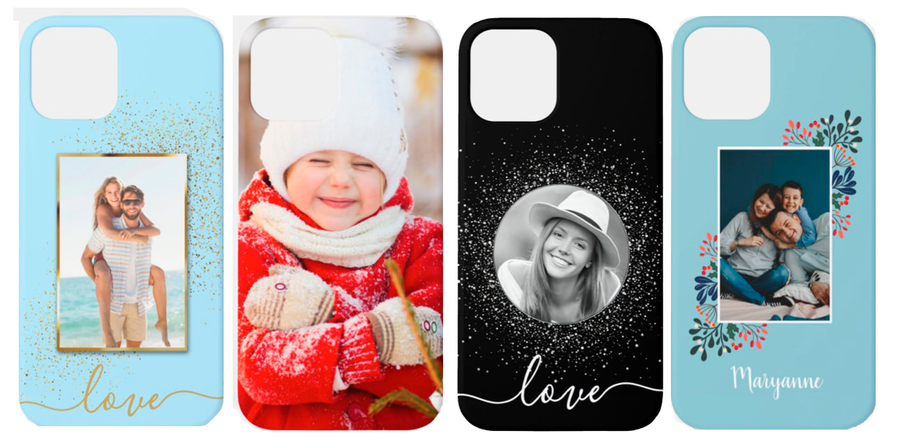 Create a photo cell phone case!
