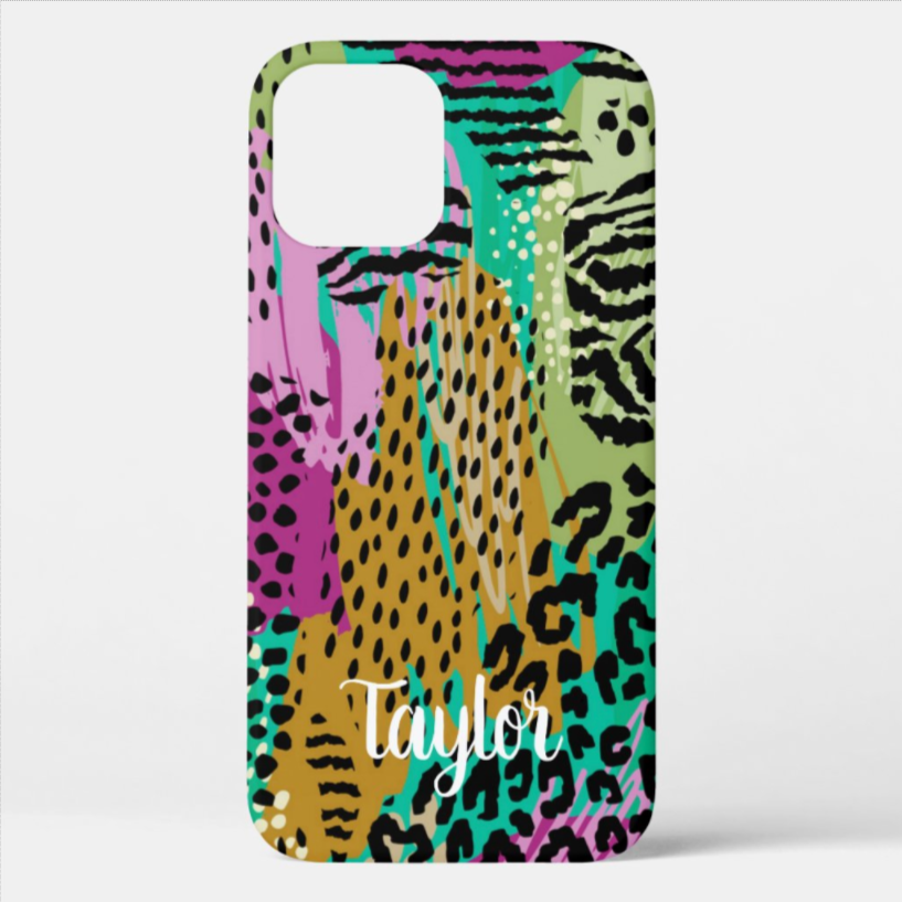 Animal Print Cell Phone Cases