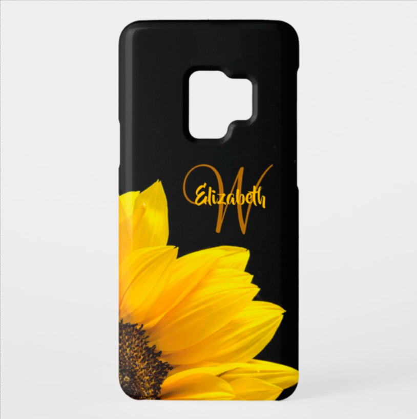 Botanicals, nature, flowers cell phonoe cases. Shop PhoneCaseFashions.com